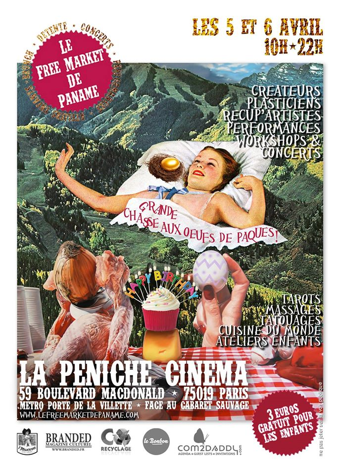 free market paques 2015
